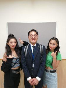 韓国アイドルグループのライブに行ってきました。💃